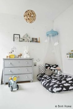 10 Nicely Nuetral Kids Rooms ~ Tinyme Blog