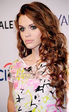 Holland Roden arrives for The Paley Center For Media's 32nd Annual PALEYFEST LA - 'Teen Wolf'  held at Dolby Theatre on March 11, 2015 in Hollywood, California.