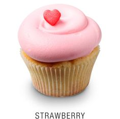 Strawberry  (Georgetown Cupcake)