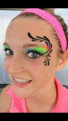 Teen eye design!