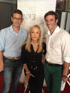 #TAW2013 con Xose Castro, Carmen Lomana y Fernando Timón