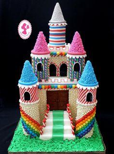 Magical Candy Castle by Seema Tyagi