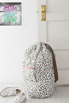 Assembly Home Composition Laundry Bag - Urban Outfitters