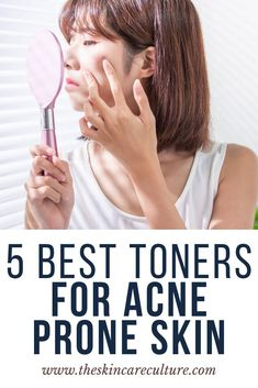 A toner's job is to remove any remaining bits of oil, dirt, and debris left behind by the cleanser and also soothe and hydrate the skin while restoring the pH balance to help prepare the skin for better absorption of the following products.
