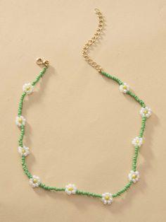 Seed Bead Jewelry, Bead Jewellery, Cute Jewelry, Diy Jewelry, Beaded Jewelry, Jewelry Necklaces, Handmade Jewelry, Jewelry Design, Jewelry Making