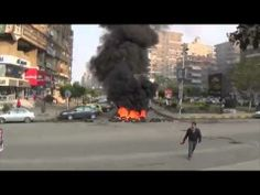 Raw video: Hundreds defy Egypt's anti-protest law, clash with police - http://thunderbaylive.com/raw-video-hundreds-defy-egypts-anti-protest-law-clash-with-police/