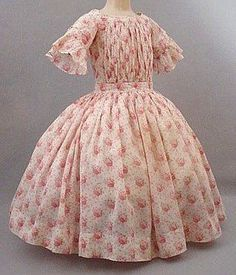 child's 1870 clothing | Pinned by Delores Boyer
