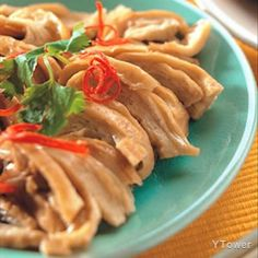 滷素肚食譜 - 豆干、豆包、腐皮類製品料理 - 楊桃美食網 專業食譜