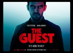 The Guest (2014, Adam Wingard) - A virus destroys its host out of necessity, not malice.