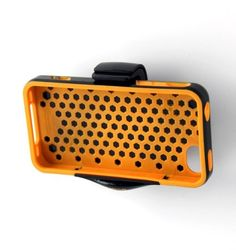 Honeycomb Case with Car Mount for iPhone | Fancy