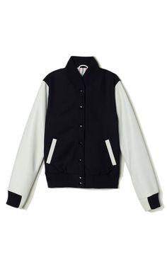 V is for Varsity! Thom Browne Varsity Jacket