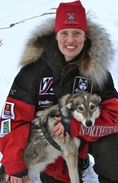 Aliy Zirkle - 2nd Place 2013 Iditarod