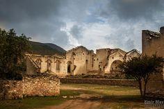 Mineral de Pozos Guajanuato by Emir Blav, via Flickr