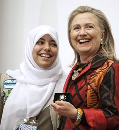 The nations that persecute and murder Christians are Obama's friends. Hillary Clinton's Arab Spring was the most evil thing the United States has been involved in. Sharia Law is slavery and the War against Women. Hillary Clinton is evil. Hillary For President, Hillary Clinton 2016, Bill And Hillary Clinton, Madam President, Hillary Rodham Clinton, Hillary Clinton Birthday, Before Us, Powerful Women, Human Rights