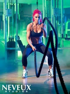 Love her look! I'm totally motivated. Natalie Eva Marie, Im A Survivor, Wwe Wallpaper, Hollywood Photo, Take Care Of Your Body, Male Magazine, Gym Girls, Bikini Workout, Fitspiration