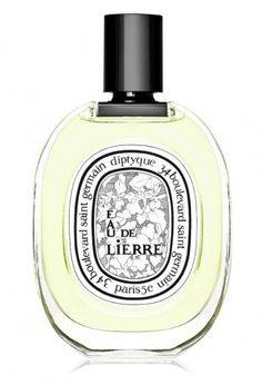 Eau de Lierre - - Ivy Leaves, Cyclamen, Musk, Rosewood --> A unique and distinctive botanical scent with green and lively freshness. its peppery heart is stimulated by the depths of rosewood.