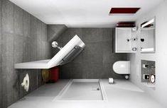 tiny Bathroom Decor GB based on model for remodeling Guest Bath Bathroom Design Small, Bathroom Layout, Bathroom Storage, Bathroom Interior, Bathroom Cabinets, Bathroom Designs, Bathroom Mirrors, Budget Bathroom, Small Bathroom Ideas