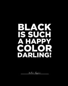 black quote of the day, fashion blog, stylentonic