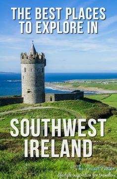Exploring South West Ireland: Galway, Cliffs of Moher, Dingle  Cork | Paddywagon Tour | The Travel Tester