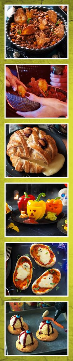 Get baking your own spooky treats this Halloween!