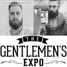 Two days until we meet again at the @gentlemensexpo. Visit us Thursday and Friday  night from 4-11 and Saturday from 12pm noon to 11pm. We have some great deals to offer and we are excited to speak to you gentlemen about the importance of beard care.  We salute you! #alwaysbearded #beardgang #beardenvy #beardstagram #beardoftheweek #instagood #selfie #bearded #beardnation #beardaffiliated #instagram #beardoil #gentleman #tdot #toronto #torontobeardedmen #goleafsgo #ehteam #eh #wethenorth…