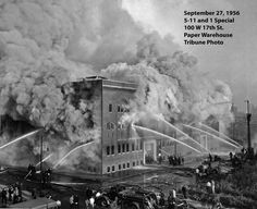 Old Firefighting Photos | Vintage CFD Fire Photos « chicagoareafire.com