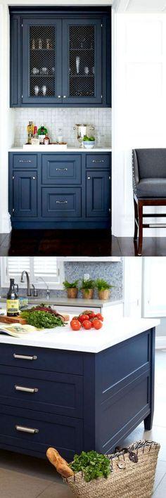 25 Gorgeous Kitchen Cabinet Colors U0026 Paint Color Combos