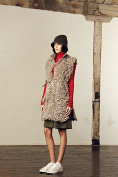 M.Patmos Fall 2014 Ready-to-Wear Fashion Show