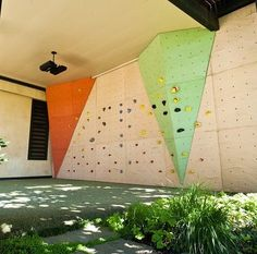 Home Wall - by Elevate Climbing Walls
