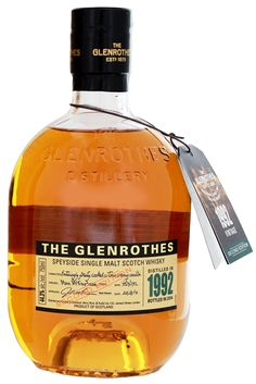 The Glenrothes 1992/2014 Second Edition whisky