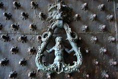 Italian Antique Door Knocker