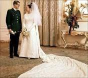 bruiloft prinses Margriet en Pieter van Vollenhoven 10 jan 1967
