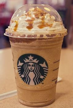 Gingerbread Frappuccino