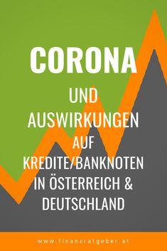 Corona und Auswirkungen auf Kredite/Banknoten in Österreich & Deutschland – Tipps & Infos  Die aktuelle Corona Pandemie stellt die Wirtschaft vor große Herausforderungen. Die vorübergehende Schließung zahlreicher Unternehmen und die Produktionsstillstände gehen mit starken Umsatzeinbußen einher. Calm, Corona, Challenges, Business, Economics, Finance, Germany