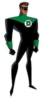 Kyle Rayner- Justice League Unlimited & STAS
