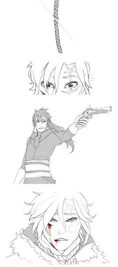 D. Gray-Assassins Creed 9.2 by shaerahaek on DeviantArt