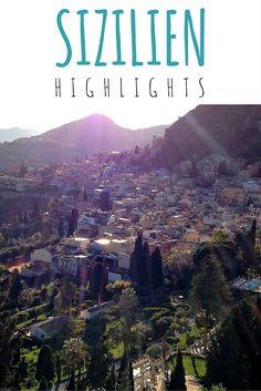 Sizilien: Vulkan, Palmen & Zitronen