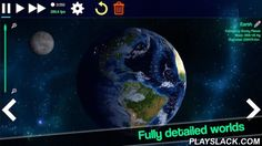 Planet Genesis FREE  Android App - playslack.com , Planet Genesis is one of the finest and most visually stunning celestial body simulators available for Android devices. Any person can now discover by himself how gravity affect and change objects in space. By just a finger touch, you could create asteroids, planets, stars (even black holes!) and watch them interact in a realistic way.Using Planet Genesis you will be able to visualize in real time your own solar systems with photorealistic…
