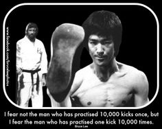 Bruce Lee, learn the art of dying. | Quotes | Pinterest | Bruce Lee ...