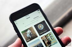 Y así es cómo #Instagram piensa cargarse #Pinterest - Engadget en español #RRSS #SM #CM #XXSS #RedesSociales #SocialMedia #CommunityManager #XarxesSocials