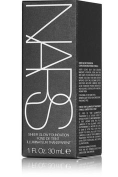 NARS - Sheer Glow Foundation - Mont Blanc, 30ml - Neutral - one size