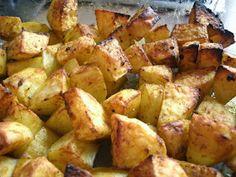 Potatoes, Vegetables, Food, Seasoned Potatoes, Grilling, Cooking Recipes, Koken, Food Food, Meal