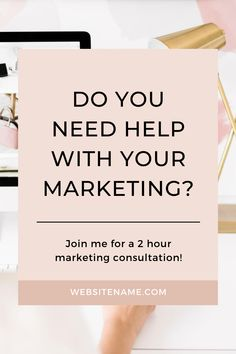 If you are after some short and sharp marketing advice, then this is the service for you. What we discuss is entirely up to you - whether it's your marketing plan, strategies, branding direction or ideas. Join Marketing Expert, Peggy, as she provides you with experienced advice. Marketingyourbrand.com.au #marketing #businesstips #businessgrowthtips