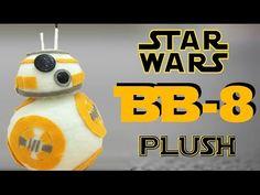 DIY Star Wars BB-8 PLUSH Tutorial (Sew/No sew) | DIY BB8 Droid - YouTube
