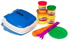 Play-Doh George Foreman Grill Playset Best Birthday Gifts, Birthday Gifts For Girls, Gifts For Boys, Hasbro Play Doh, Play Doh Toys, Christmas Presents For Eight Year Olds, Toys For Girls, Kids Toys, Making Hot Dogs
