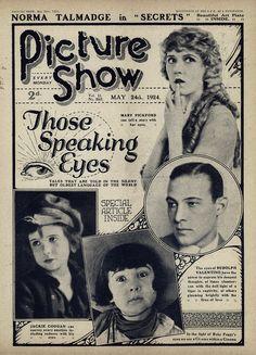 Picture Show Magazine 1924