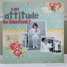 can Attitude be Inherited??
