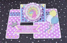Unicorn Impossible Card | Craft Inspiration