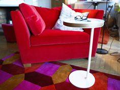 Image result for ikea stockholm red velvet