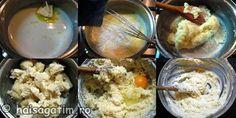 Gogosele cu branza si oua - Hai să gătim cu Amalia Grains, Seeds, Korn